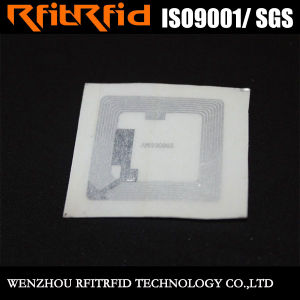 13.56MHz Custom Adhesive Stickers Disposable RFID Paper Tag pictures & photos