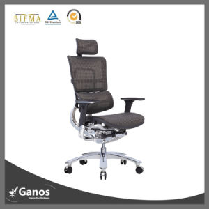 High Quality Throne Mesh Office Furniture Chair pictures & photos