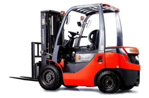 New G-Series 1-33ton Diesel Forklift for Sale pictures & photos
