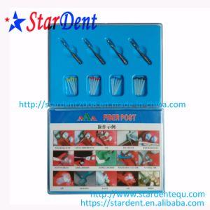 Dental Thread Glass Fiber Post pictures & photos