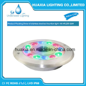 LED Underwater Fountain Light for IP68 Waterproof pictures & photos