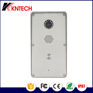 SIP Video Door Phone SIP Intercom Access Intercom Knzd-47 pictures & photos