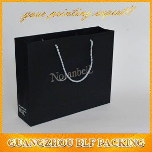 Promotional Custom Paper Shopping Packaging Bag (BLF-PB236) pictures & photos