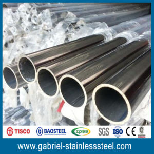 202 Grade Mirror 4 Inch Stainless Steel Pipes pictures & photos