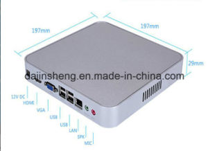 Mini PC & Tiny Portable Core I7 H81u with WiFi and Bt pictures & photos