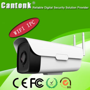 Support WiFi with IR-Cut 4MP Bullet WiFi IP Camera (IP-BB90) pictures & photos