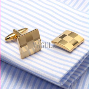VAGULA Super Quality Cuffs Laser Cuff Links Gemelos Cufflinks 375 pictures & photos