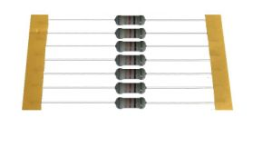 Cylindrical Thick Film High Ohm Resistor pictures & photos