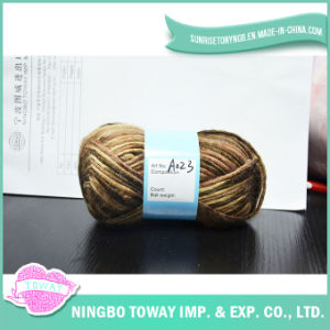 Light Appearance Cheap Wool Fancy Weaving Wholesale Yarn pictures & photos