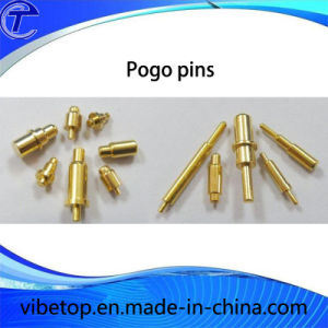 Electronic Component Customized Spring Pogo Pin with Factory Price pictures & photos