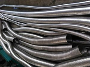 Exhaust Interlock Flexble Pipe for Truck pictures & photos