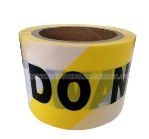 Special Hot Selling OEM Acceptable Safety Warning Tape pictures & photos