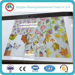 New Design Art Glass Decorative Glass for Glass Partition pictures & photos
