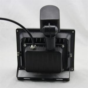 Factory Direct Sell 20W LED Flood Light Motion Sensor Light pictures & photos