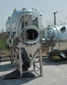 1000L Stainless Steel Cooling Jacket Beer Fermentation Tank/Conical Fermentor pictures & photos
