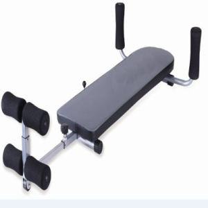 Adjustable Portable Home Use Steel Black Therepy Stretcher