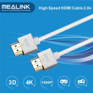Update HDMI 2.0 1.4V 4kx2k HDMI Cable VGA Cable pictures & photos