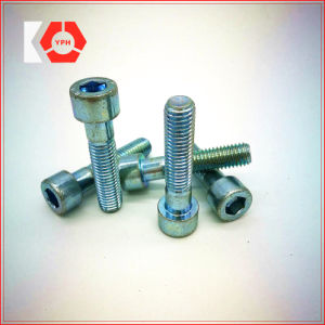 DIN912 Alloy Steel Hexagon Socket Head Cap Screw pictures & photos
