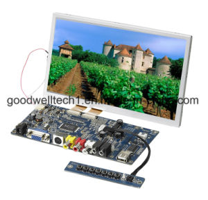 "8""LCD Touch Module with VGA, Video 1, Video2 Inputs pictures & photos"