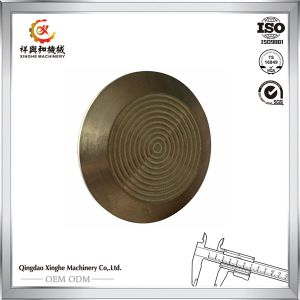 OEM Products Copper Casting China Sand Casting with Heat Treatment pictures & photos