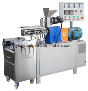 Powder Coating/Paint Producing/Manufacturing/Production/Making High Torque/Speed Twin Screw Extruder pictures & photos