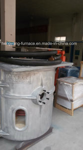 500kg Medium Frequency Induction Melting Oven pictures & photos