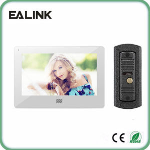 "7"" Home Surveillance System Video Door Phone for Apartment"