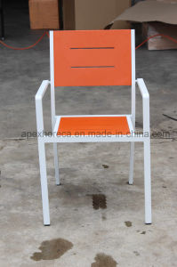 Powder Coating Colorful Aluminum Chair Outdoor Furniture Arm Chair pictures & photos