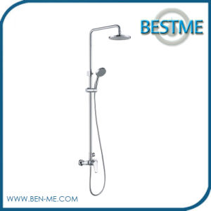 Best Price Three Function Chrome Shower Set (BF-60428A) pictures & photos