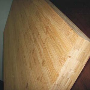 A Grade Vertical Bamboo Floor pictures & photos