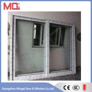 UPVC Toilet Bathroom Sliding Glass Door pictures & photos