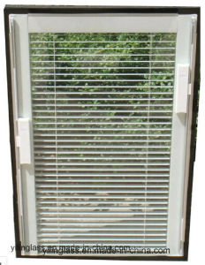Magnetic Double Glazed Venetian Blinds pictures & photos