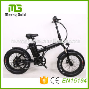 Pedal Assisted Ebike 36V 250W Folding Electric Bike pictures & photos