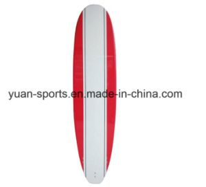 Australia Imported PU Blank Popular Long Surfboard Epoxy pictures & photos