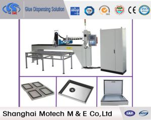 Foam in Place Gasket Machinery for Seamless Cabinet pictures & photos