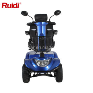 Full Suspension 4 Wheels Mobility Scooter pictures & photos