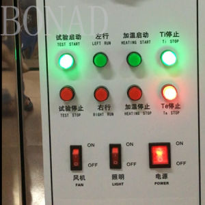 IEC60695-2-10, UL746A Flammability Material Glow Wire Tester pictures & photos