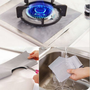 Resistance to High Temperature Gas Stove Pad pictures & photos