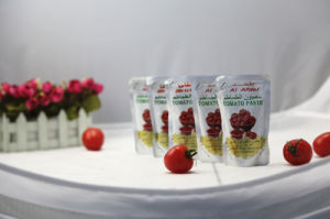 70g Almudish Sachet Tomato Paste with 100% Purty pictures & photos