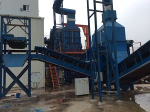 Psx-2250 Recycling Scrap Metal Shredder Line pictures & photos