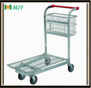 Warehouse Trolley Mjy-M03 pictures & photos