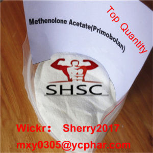 Methenolone Acetate 100mg/Ml Injectable Steroid Primobolan Oil for Musle Gain pictures & photos