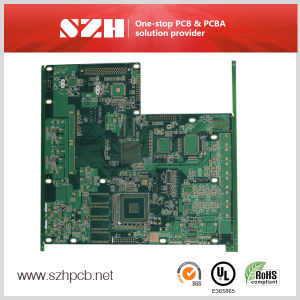 Fire Control System Rigid PCB Printed Circuit Board pictures & photos