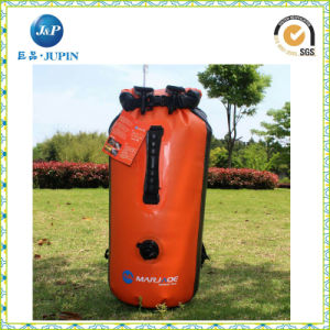 Outdoor Camping 40 Liters PVC Waterproof Backpack Dry Bag (JP-WB035) pictures & photos
