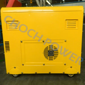 Silent Diesel Generator 6.5kVA Chinese Price pictures & photos