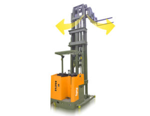 Three-Way Pallet Stacker (TC10-75) pictures & photos