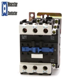 Cjx2-6511 220V Magnetic AC Contactor Industrial Electromagnetic Contactor pictures & photos