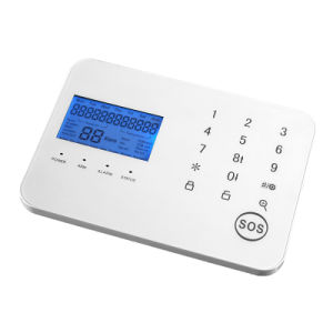 APP/PSTN/GSM/Touch Keypad Wireless Home Security GSM Alarm Sytsem pictures & photos