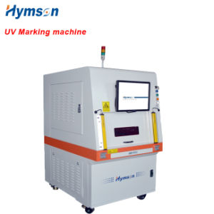 UV Laser Marking Machine for Metal and Nonmetal pictures & photos