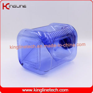 2017 new design Plastic Water Jug with straw (KL-8037) pictures & photos